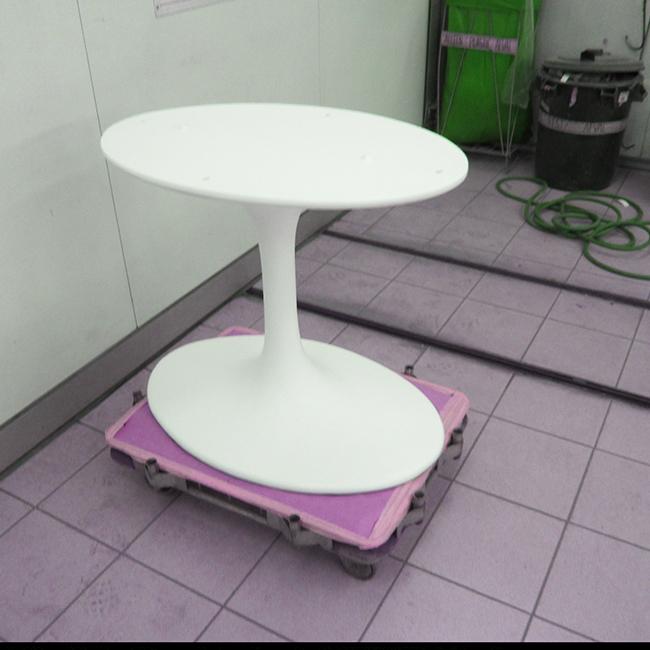tafel-wit-gespoten